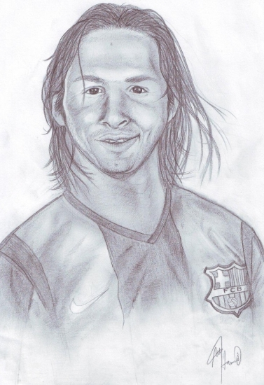 Lionel Messi by mohamed105